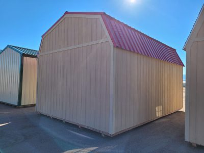 14x20  Barn Style Shed 11