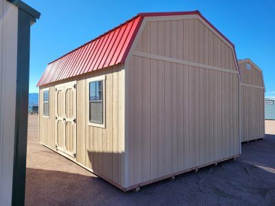 14x20  Barn Style Shed 8
