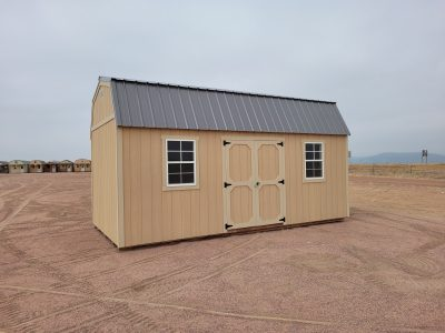 10x20 Barn Style Shed 10