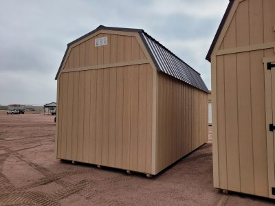 10x20 Barn Style Shed 13