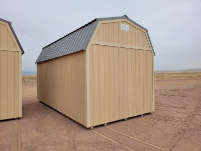 10x20 Barn Style Shed 14