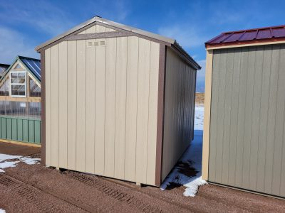 8x12 Gable Style Shed 8
