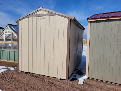 8x12 Gable Style Shed 2