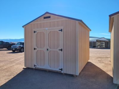 10x12 Gable Style Shed 9