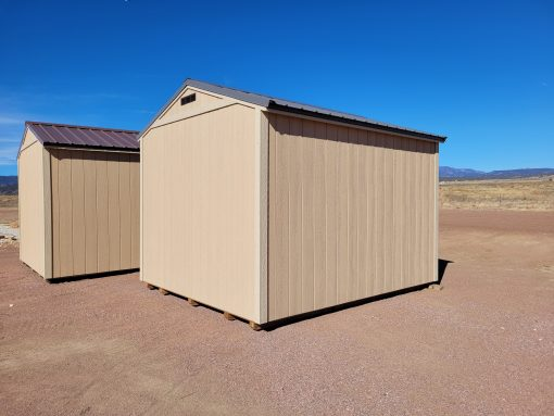 10x12 Gable Style Shed 5