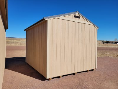 10x12 Gable Style Shed 10