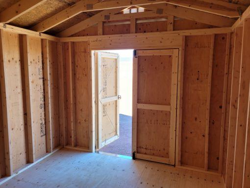 10x12 Gable Style Shed 6