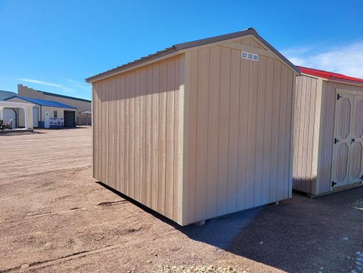 8x12 Gable Style Shed 5