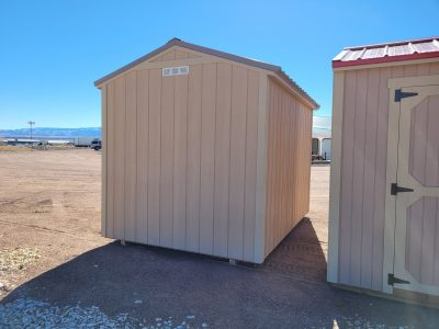 8x12 Gable Style Shed 10