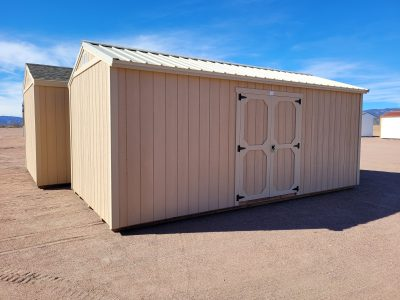 10x20 Gable Style Shed 13