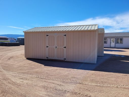 10x20 Gable Style Shed 4