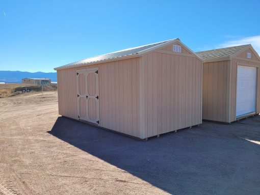 10x20 Gable Style Shed 3
