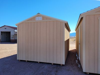 10x20 Gable Style Shed 14