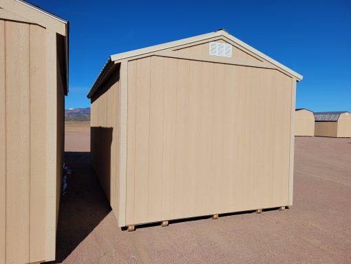 10x20 Gable Style Shed 7