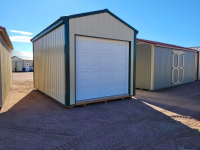 10x16 Gable Style Shed 10