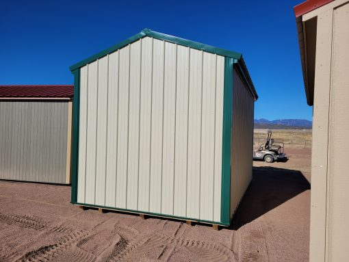 10x16 Gable Style Shed 6