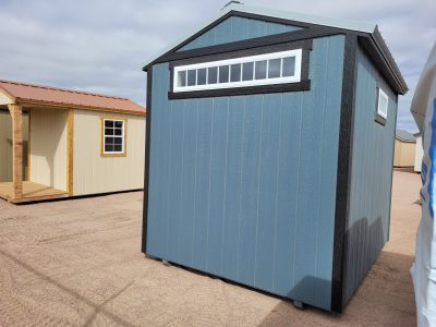 8x10 Gable Style Shed 18