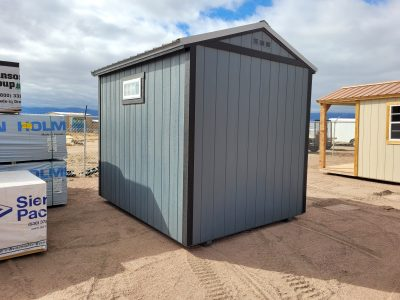 8x10 Gable Style Shed 19
