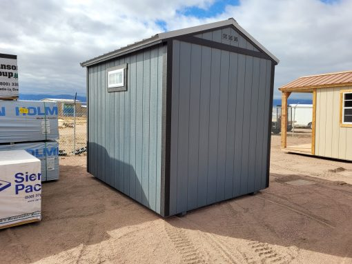 8x10 Gable Style Shed 10