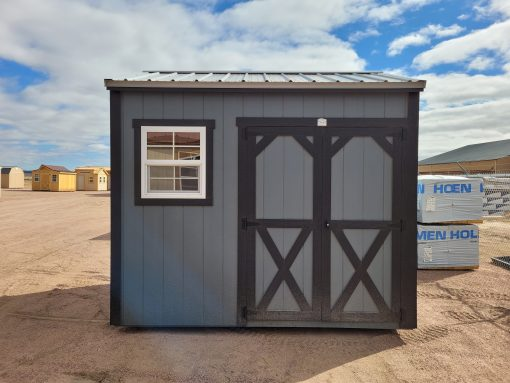 8x10 Gable Style Shed 7