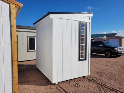 6x8 Urban Style Shed 15