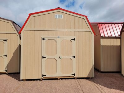 12x16 Barn Style Shed 11