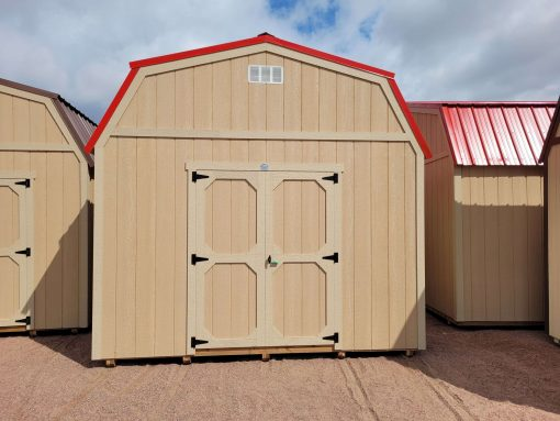 12x16 Barn Style Shed 4