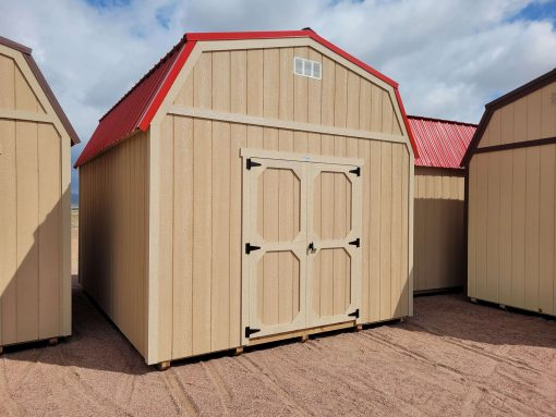 12x16 Barn Style Shed 3