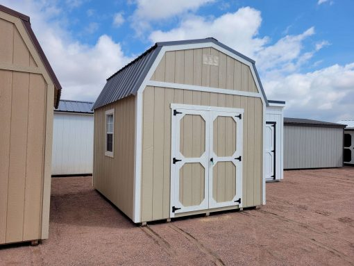 10x12 Barn Style Shed 3