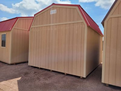 12x16 Barn Style Shed 13
