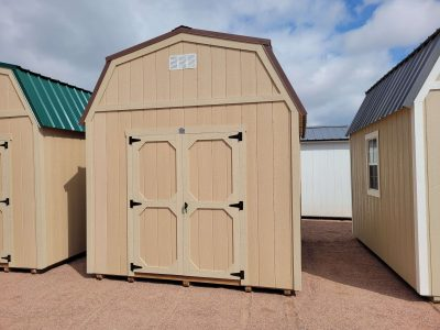 10x12 Barn Style Shed 8