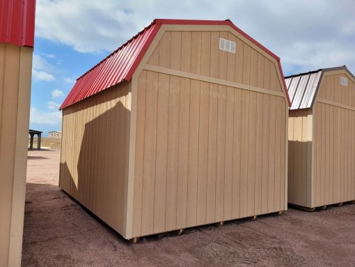 12x16 Barn Style Shed 7