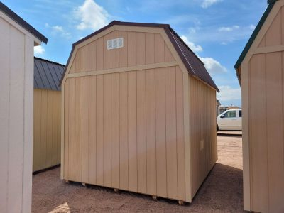 10x12 Barn Style Shed 10