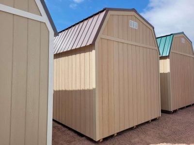 10x12 Barn Style Shed 11