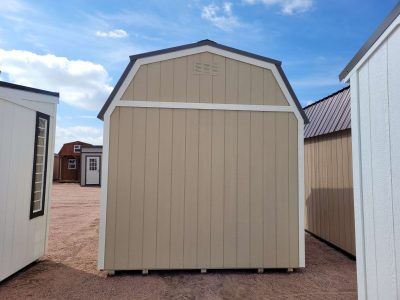 10x12 Barn Style Shed 12