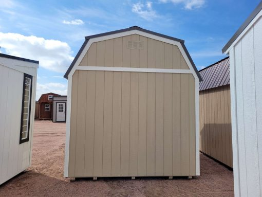 10x12 Barn Style Shed 6
