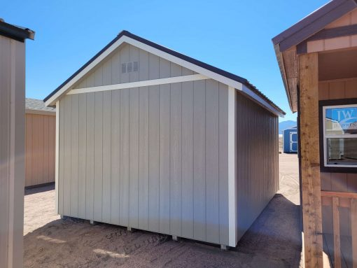 12x16 Gable Style Shed 5