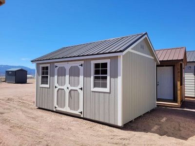 12x16 Gable Style Shed 11
