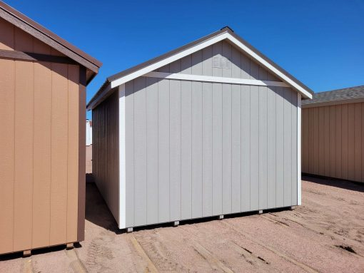 12x16 Gable Style Shed 6