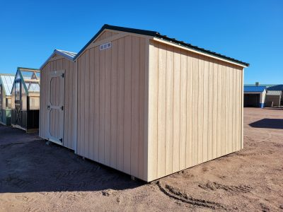 8x12 Gable Style Shed 13