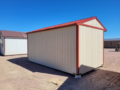 10x18 Loafing Shed w/Tackroom 13