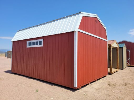 14x20 Barn Style Shed 6