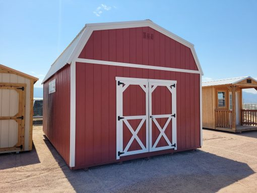14x20 Barn Style Shed 3