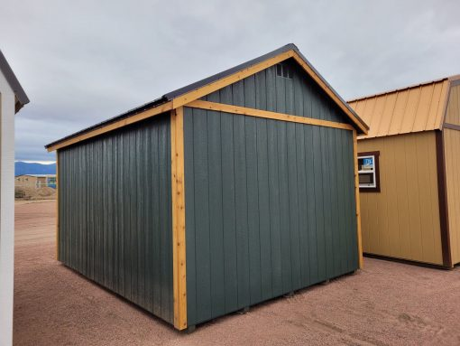 12x16 Studio Gable 5