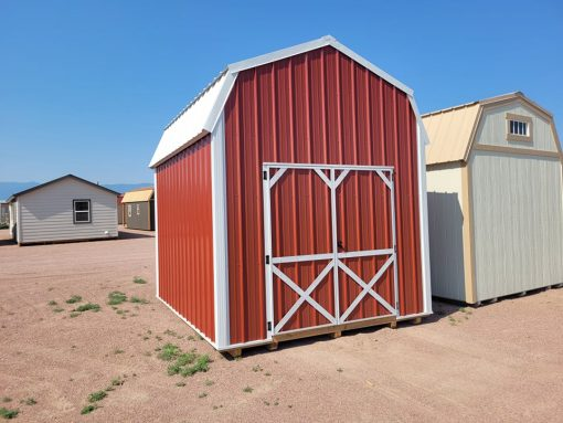 10x12 Barn Style Shed 4