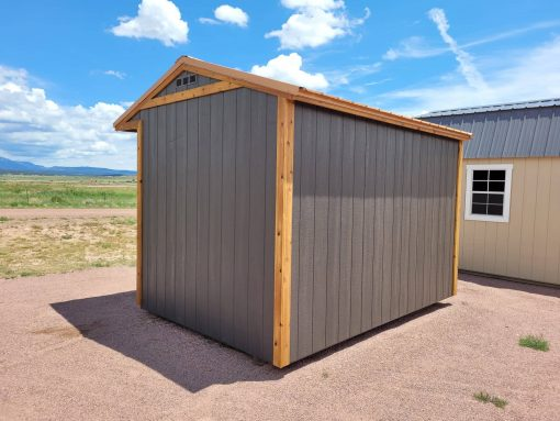8x12 Tackroom Style Shed 6