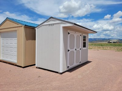 6x12 Tackroom Style Shed 12