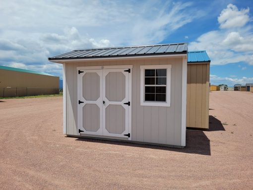 6x12 Tackroom Style Shed 1