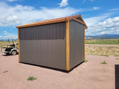 8x12 Tackroom Style Shed 11