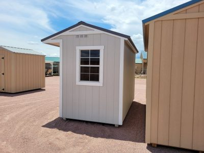 6x12 Tackroom Style Shed 10